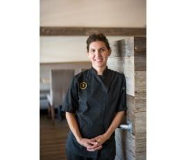 Chef Christina Longo
