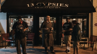 End of the shift at 13 Gypsies