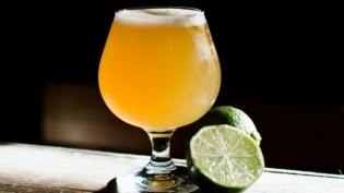lime citrus ale