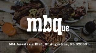 MBQue Restaurant in St. Augustine