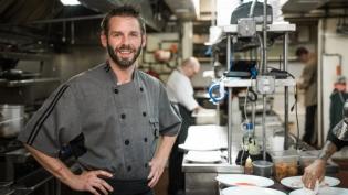 Executive Chef Matt Brown at Blackfly Restaurant St. Augustine