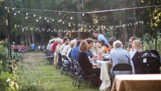 Farm to Table dinner at Down to Earth Farm Jacksonville