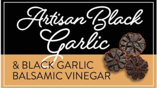 artisan Black Garlic logo northeast Florida
