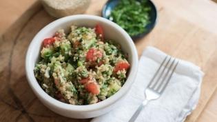 Quinoa Taboouli