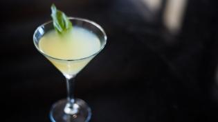 Green Dream cocktail