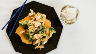 Coconut Curry Chicken