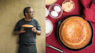 Chef Roderick of Jax Diner and Cornbread