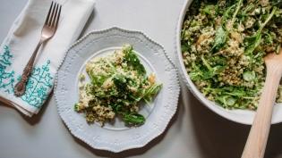 Herb couscous