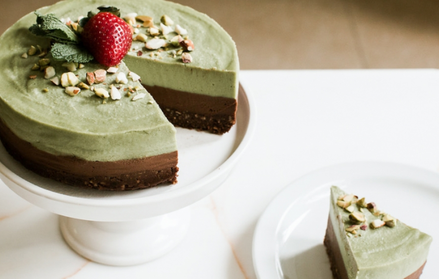recipe: raw chocolate cheesecake vegan [25]